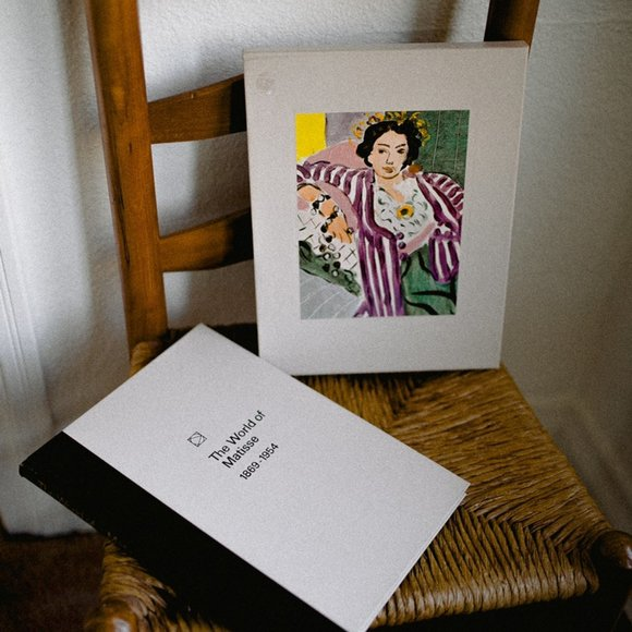 The World of Matisse Book
